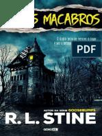 Jogos Macabros - R. L. Stine