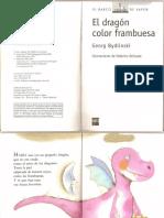 El dragon color frambuesa - Geor Bydlinski.pdf