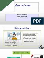 Software de Voz