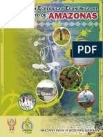 Libro ZEE Amazonas 2010