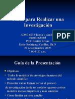 pasospararealizarunainvestigacin-090922095407-phpapp02