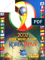 09. Álbum Copa Del Mundo Japon Corea 2002-ELSABER21