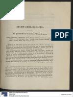 Revista Bibliografica La Polmica Histrica MitreLopez Debate Histrico Refutacion Las Comprobaciones Histricas Sobre La Historia de Belgrano