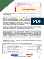 10.Leucemia Cronica- 14-09-17