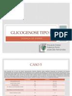 Glicogenose Tipo I