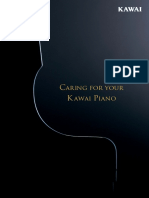 Caring for Your Kawai Piano