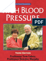 High Blood Pressure the 'at Your Fingertips' Guide-MANTESH