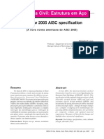 The new 2005 AISC Specification