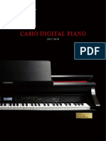 CASIO - Digital Piano - 2017-18