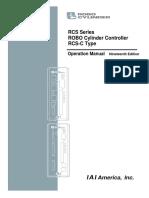 IAI Robo Cylinder RCS-C Controller (ME0102-19A) (1)