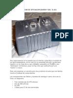 Chequeador de Optoacopladores