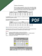 NVOP2 Programación Dinámica Probabilística