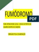 FUMÓDROMO