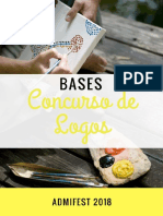Bases Concurso de Logos