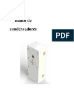Banco Condensadores Listo