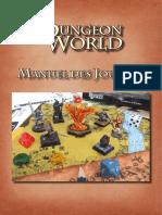 DungeonWorld Manuel des Joueurs