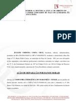 Modelo de Petição Ação Indenizatória Danos Morais