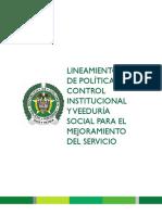 Tomo 7 - Etica y Transparencia Ponal