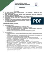 Aula 08A - Exercicios Topologia - GABARITO