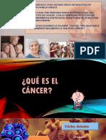 Qué es el cáncer 2