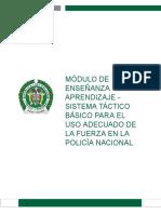 Libro Policia Nacional Uso d Ela Fuerza y Otros