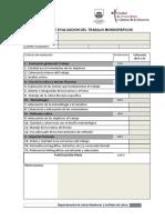 Ficha de Evaluación Del Trabajo Monográficos
