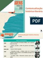 Contextualização Histórico Literária Neorrealismo