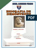 Monografia Demostenes