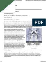 AFdezLiria - Locura de La Psiquiatría (Reseña)