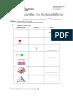 Evaluacion Matematicas Fracciones Junio