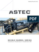 Astec Double Barrel en 2018