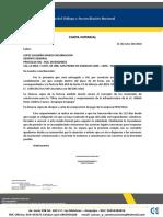 Carta Notarial Procolsa