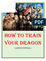 How to Train your Dragón - John Powell - Set of Clarinets.pdf
