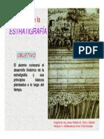 Clase 11 Historia de La Estratigrafia