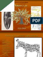 El centenario de una fábula, Platero y yo.pdf