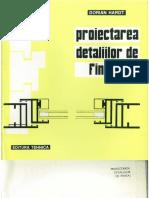 Proiectarea Detaliilor de Finisaj