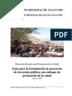 Guia Final Proyectos Sociales Ayx 10-08-2009