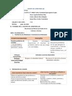 SESIÓN DE APRENDIZAJE N19 PROBLEMAS DE CENTENAS Y DECENAS.docx