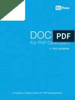 Docker for Php Developers Basic