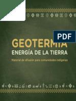 Estrategia de Difusión de Energía Geotérmica para Comunidades Indígenas