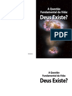 Pde a Questao Fundamental Da Vida Deus Existe