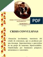 Crisis Convulsivas Diagnostico y Tratamiento