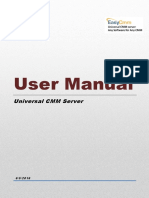 EasyCmm Manual.ver .1.1