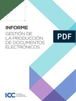 Reglas ICC Gestión de la producción