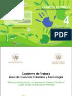 Cuaderno4 Conocimiento Del Medio Educacion Ambiental