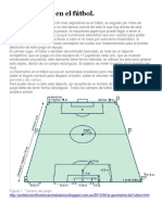 La Geometría en El Fútbol