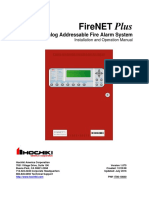 FireNET Plus Install Manual V1.075 1127