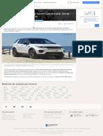 Land Rover Discovery Sport Landmark_ Serie Especial de Aniversario