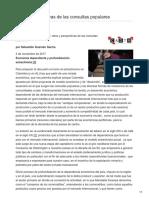 Guzmán, Sebastián. Democracia y Extractivismo. Retos y Perspectivas de Las Consultas Populares