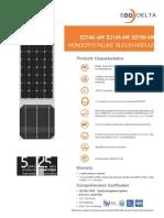 Data Eco-Delta 140w